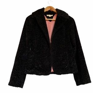 Tommy Jeans Heavy Velvet Jacket L